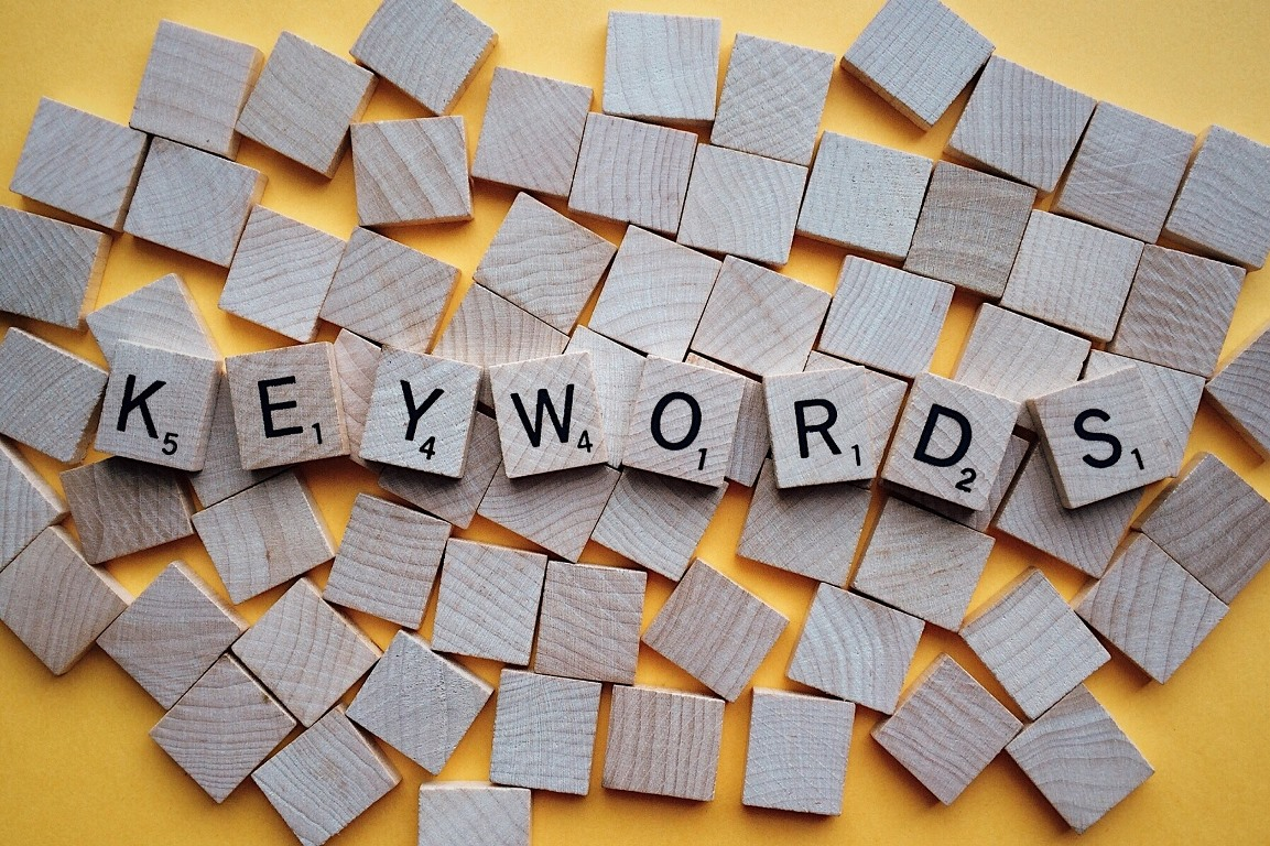 Keyword research and analysis